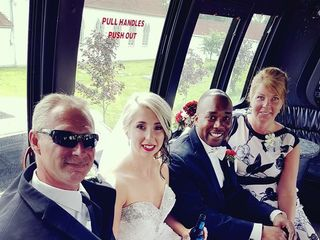 The wedding of Holly  and Duane 2