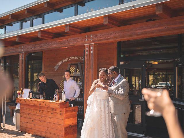 Thomas and Leah's wedding in Victoria, British Columbia 6