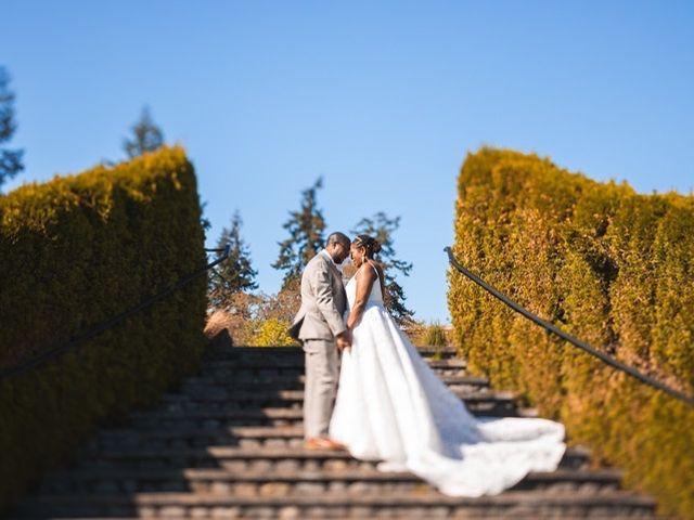 Thomas and Leah's wedding in Victoria, British Columbia 8