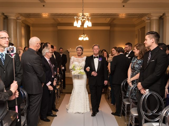 Michael and Ashley's wedding in Vancouver, British Columbia 38