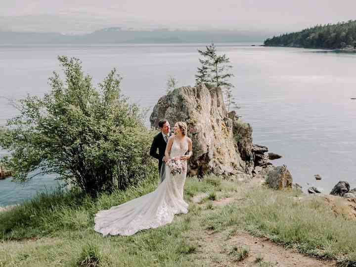 The wedding of Autumn and Dan