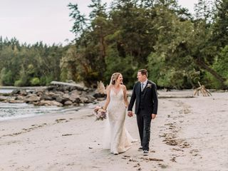 The wedding of Autumn and Dan 2