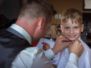 The wedding of Jamie and Nathan 3
