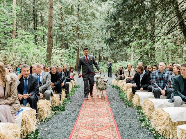 Natalie and Pavel's wedding in Langley, British Columbia 29