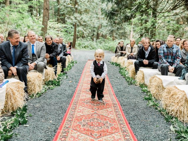 Natalie and Pavel's wedding in Langley, British Columbia 30