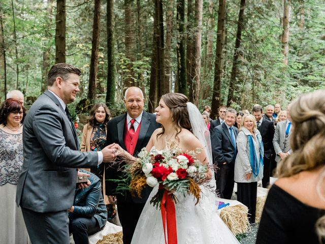 Natalie and Pavel's wedding in Langley, British Columbia 33