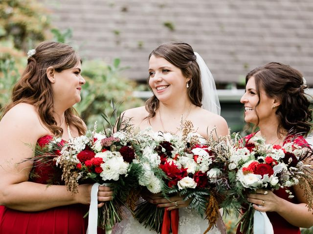 Natalie and Pavel's wedding in Langley, British Columbia 41