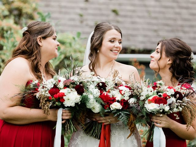 Natalie and Pavel's wedding in Langley, British Columbia 42
