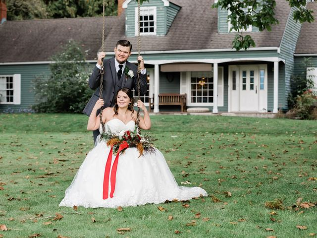 Natalie and Pavel's wedding in Langley, British Columbia 46