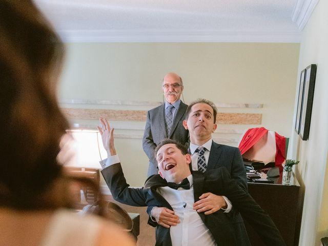 Nima and Yasaman's wedding in Toronto, Ontario 35