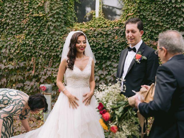 Nima and Yasaman's wedding in Toronto, Ontario 57