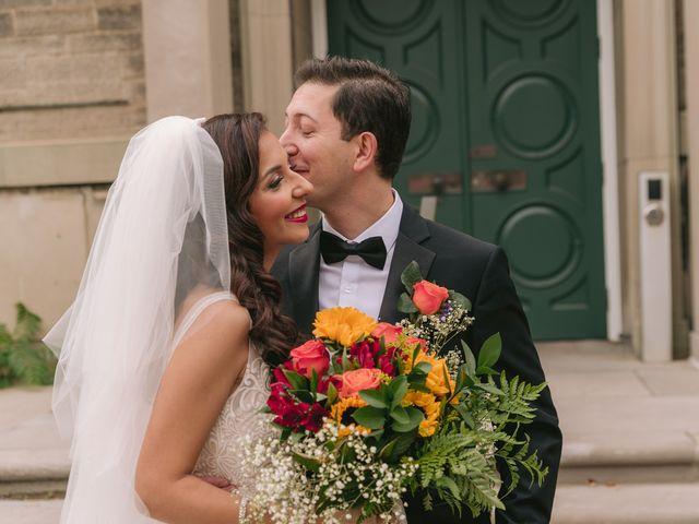Nima and Yasaman's wedding in Toronto, Ontario 62