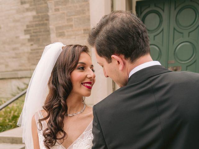 Nima and Yasaman's wedding in Toronto, Ontario 63