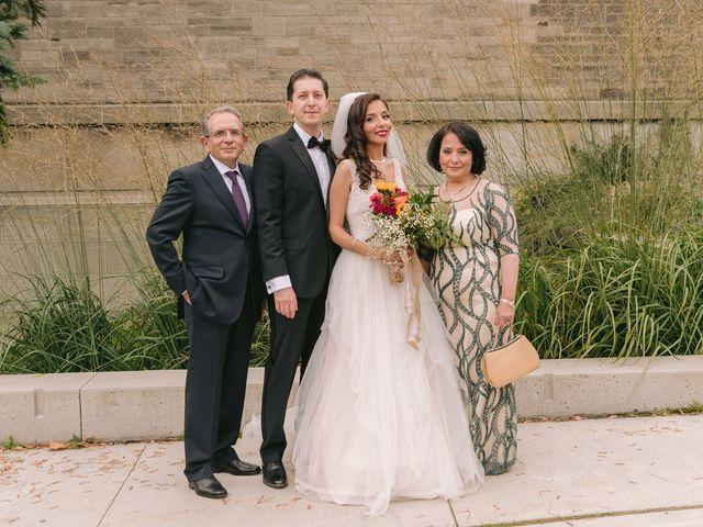 Nima and Yasaman's wedding in Toronto, Ontario 64