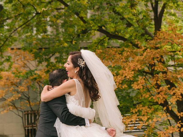 Nima and Yasaman's wedding in Toronto, Ontario 69