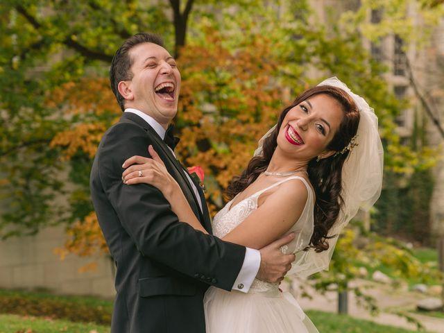 Nima and Yasaman's wedding in Toronto, Ontario 71