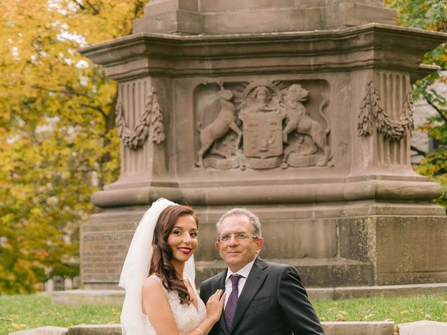 Nima and Yasaman's wedding in Toronto, Ontario 75