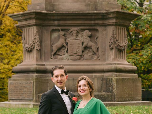 Nima and Yasaman's wedding in Toronto, Ontario 76