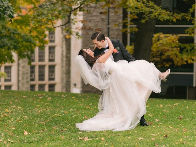 Nima and Yasaman's wedding in Toronto, Ontario 1