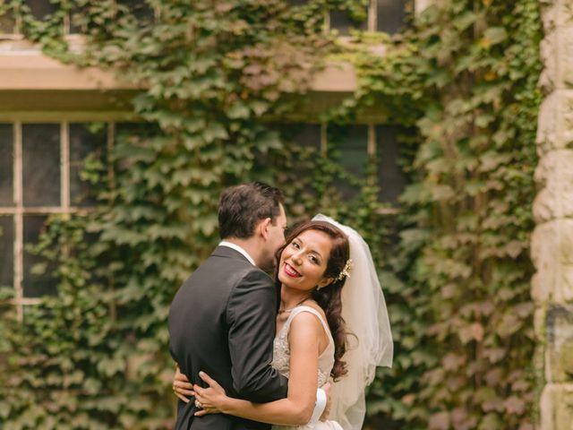 Nima and Yasaman's wedding in Toronto, Ontario 87