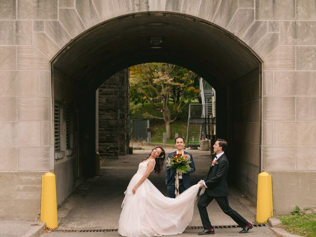 Nima and Yasaman's wedding in Toronto, Ontario 93