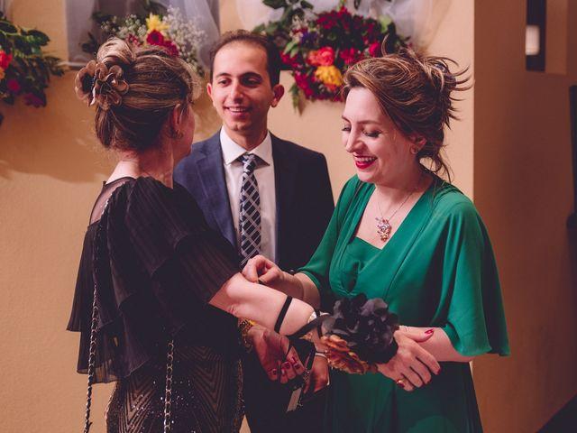 Nima and Yasaman's wedding in Toronto, Ontario 113