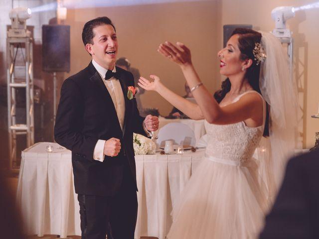 Nima and Yasaman's wedding in Toronto, Ontario 136