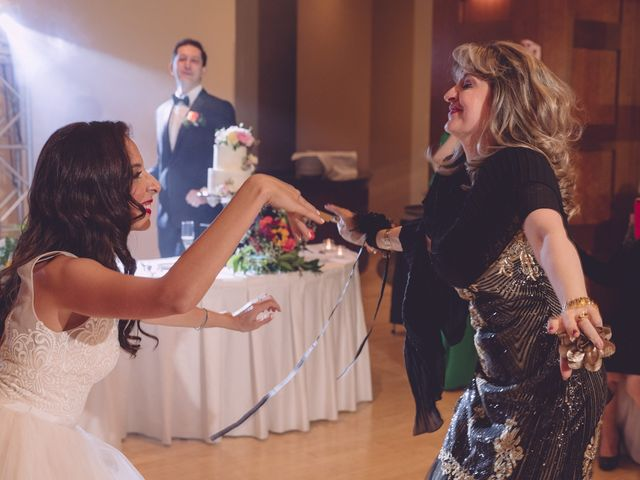Nima and Yasaman's wedding in Toronto, Ontario 148