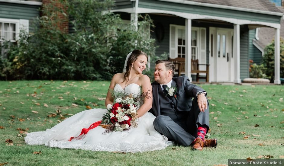 Natalie and Pavel's wedding in Langley, British Columbia