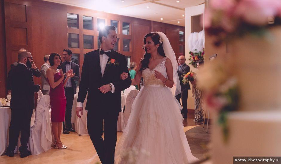 Nima and Yasaman's wedding in Toronto, Ontario