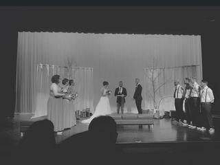 The wedding of Amy and Laadan 3