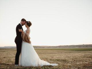 The wedding of Amy and Laadan
