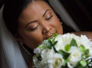 The wedding of Kim and Chris 1