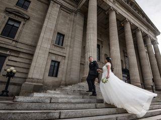 The wedding of Kim and Chris 3