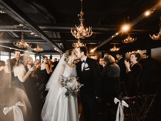 The wedding of Danielle and Stephanie