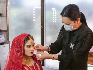 The wedding of Faraz and Malaika 2