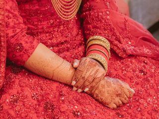 The wedding of Faraz and Malaika 3