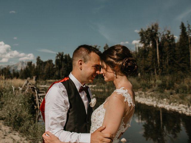 Adam and Sara's wedding in Fernie, British Columbia 4