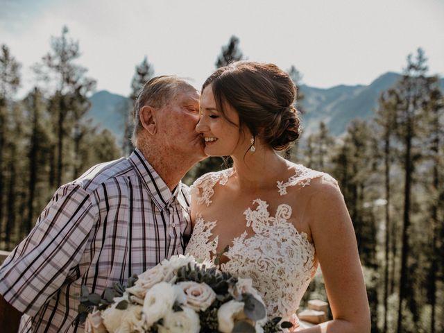 Adam and Sara's wedding in Fernie, British Columbia 16
