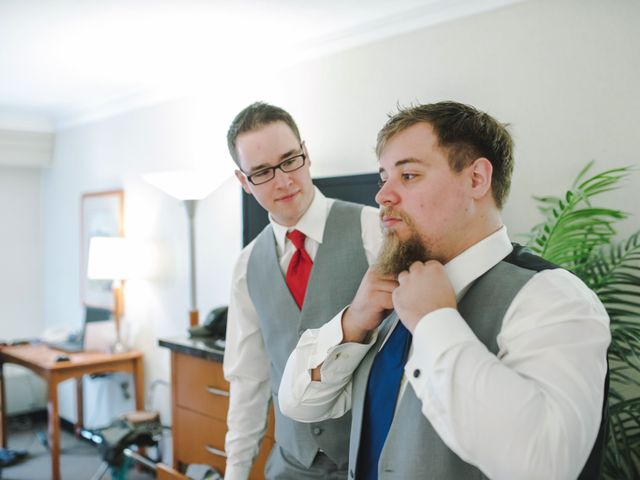 Alex and Genna's wedding in Kelowna, British Columbia 1