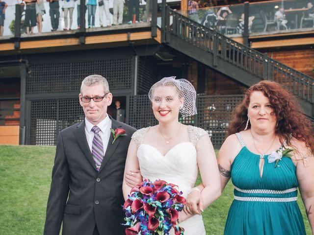 Alex and Genna's wedding in Kelowna, British Columbia 4