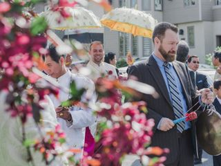 The wedding of Somaly and Simon 3