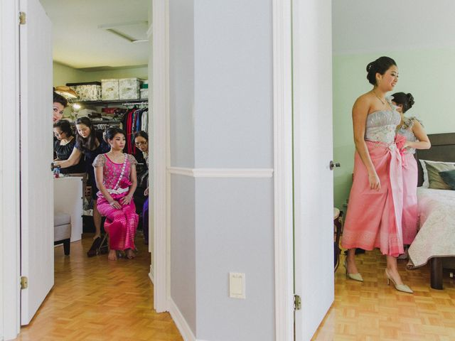 Simon and Somaly's wedding in Montreal, Quebec 2