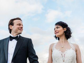 The wedding of Ghazal and Travis