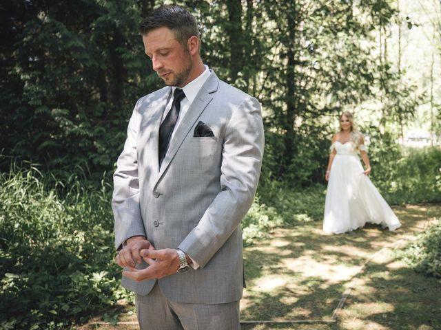 Cory and Bree's wedding in Aldergrove, British Columbia 11