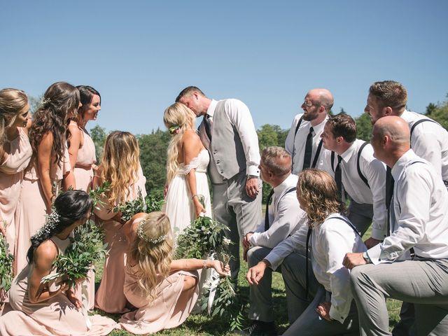Cory and Bree's wedding in Aldergrove, British Columbia 14