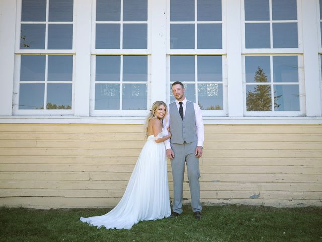 The wedding of Bree and Cory