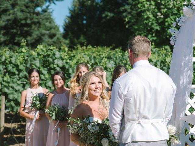 Cory and Bree's wedding in Aldergrove, British Columbia 15