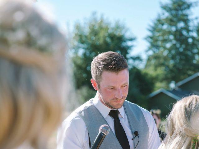 Cory and Bree's wedding in Aldergrove, British Columbia 16