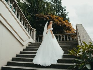 The wedding of Reema  and Kirk 2
